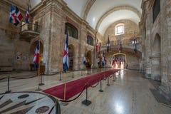 Nacional Saint-Domingue de Panteon Photo stock