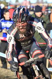 Nacionales 2009 de Cyclocross Imagen de archivo libre de regalías