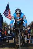 Nacionales 2009 de Cyclocross Foto de archivo libre de regalías