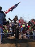 Nacionales 2009 de Cyclocross Imagen de archivo