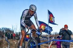 2014 nacionales de USAC Cyclocross Fotos de archivo libres de regalías