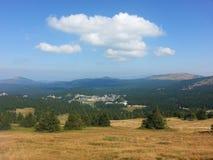 Nacionalni park Kopaonik fotografia royalty free