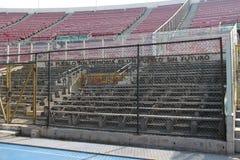 Nacionalstadion in Chili Stock Afbeeldingen