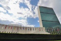 Naciones Unidas Fotografía de archivo libre de regalías