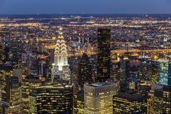 Naciones Unidas que construyen en Nueva York Fotografía de archivo libre de regalías