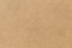 Naciskająca beżowa chipboard tekstura Obraz Stock