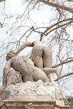 Nackte Statue in Dubrovnik Lizenzfreie Stockfotografie