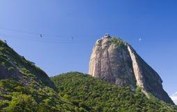Naco do açúcar de Rio de Janeiro Fotografia de Stock