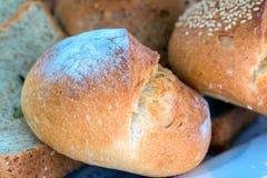 Naco do fim do pão acima Fotos de Stock