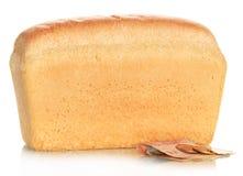 Naco do pão branco Imagem de Stock