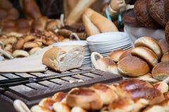 Naco do pão da estaca Imagem de Stock