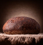 Naco do pão de centeio foto de stock royalty free