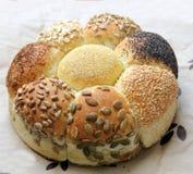 Naco do pão semeado do speicality Fotografia de Stock Royalty Free