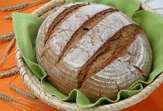 Naco do pão soletrado foto de stock royalty free