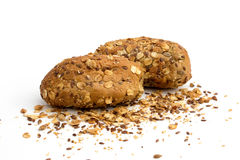 Naco do pão de centeio Imagem de Stock