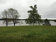 Nacogdoches do lago foto de stock