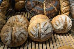 Nacos do pão Fotografia de Stock