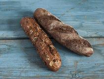 Nacos do pão de centeio Foto de Stock Royalty Free
