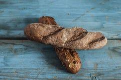 Nacos do pão de centeio Imagens de Stock Royalty Free
