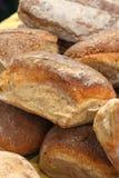 Nacos do pão de trigo inteiro Imagem de Stock Royalty Free