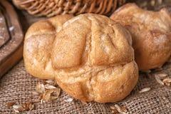 Nacos do pão delicioso Imagens de Stock