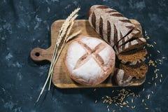 Nacos do pão fresco Imagens de Stock