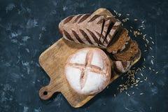 Nacos do pão fresco Foto de Stock Royalty Free