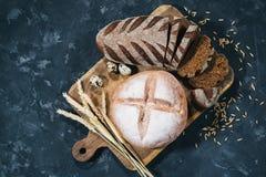 Nacos do pão fresco Imagem de Stock Royalty Free