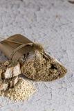 Nacos do pão integral Foto de Stock