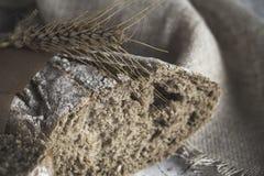 Nacos do pão integral Fotos de Stock Royalty Free