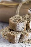 Nacos do pão integral Imagem de Stock Royalty Free