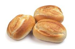Nacos do pão pequeno Foto de Stock Royalty Free
