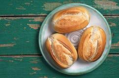 Nacos do pão pequeno Imagem de Stock Royalty Free