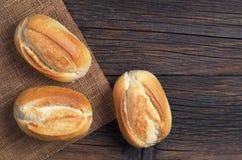 Nacos do pão pequeno Imagens de Stock Royalty Free