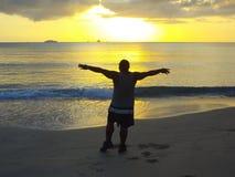 Nactagon Range_Palawan_PH Royalty Free Stock Photos