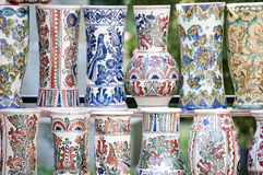 naczynia ceramiczne Zdjęcie Royalty Free
