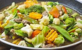 naczynia warzywo Fotografia Stock
