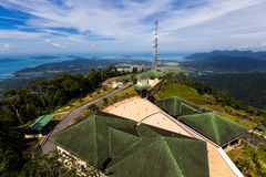 Naczynie antena Zdjęcia Royalty Free