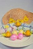 naczynie Easter Zdjęcia Stock