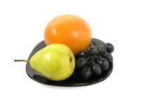 naczynie owoc Fotografia Stock