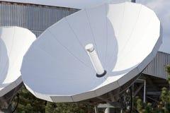 naczynie satelita Obraz Stock