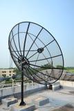 naczynie satelita Zdjęcie Stock