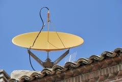 naczynie satelita Zdjęcie Royalty Free
