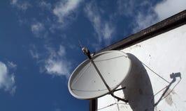 naczynie satelity Fotografia Royalty Free