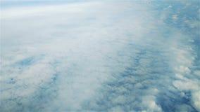 Nad Bufiaste chmury zdjęcie wideo
