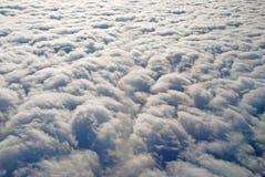 nad chmura stratus zdjęcia royalty free
