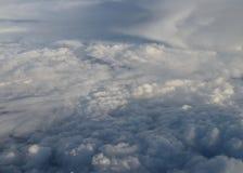 Nad chmurami Fotografia Stock