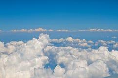 nad chmury obraz royalty free