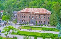 Nad dachami Borjomi Zdjęcie Royalty Free