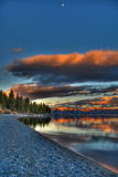nad jeziorem tahoe słońca Fotografia Stock